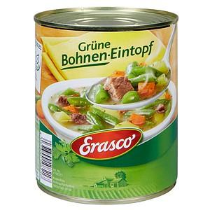 Erasco Grüne Bohnen Dosen-Eintopf 800,0 g
