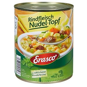 Erasco Rindfleisch Nudel Dosen-Eintopf 800,0 g