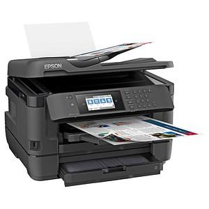 Multifunktionsdrucker WorkForce WF-7720DTWF von EPSON