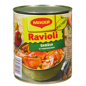 Maggi® Ravioli Gemüse Fertiggericht 800,0 g