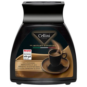 Cellini INSTANT-ESPRESSO Instantkaffee 100 g