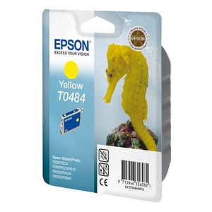 EPSON T0484 gelb Tintenpatrone