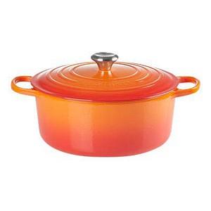 LE CREUSET Bräter Signature orange 3,3 l