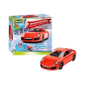 neutral Adventskalender Porsche 911