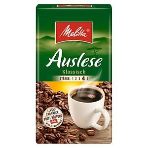 Melitta Auslese KLASSISCH Kaffee, gemahlen 500,0 g