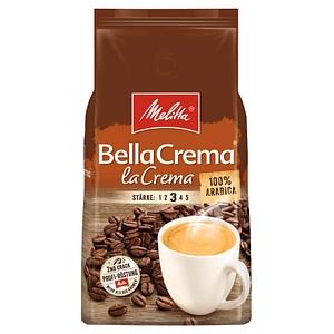 Melitta BellaCrema LaCrema Kaffeebohnen 1,0 kg
