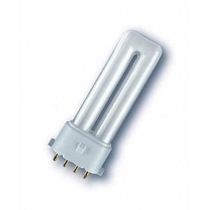 OSRAM Energiesparlampe DULUX S/E 2G7 9 W matt