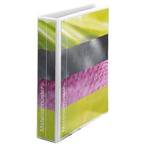 LEITZ 4226 Präsentationsordner weiß Kunststoff 6,5 cm DIN A4