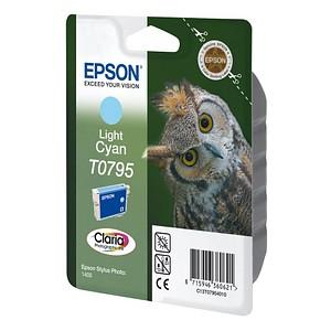 EPSON T0795 light cyan Tintenpatrone