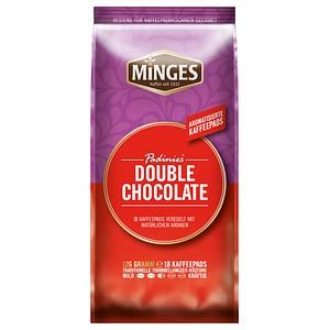 Kaffeepads DOUBLE CHOCOLATE von MINGES