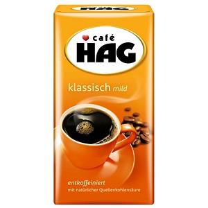 Café HAG KLASSISCH mild Kaffee, gemahlen 500,0 g