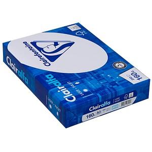 Clairefontaine Kopierpapier Clairalfa 160 g/qm 250 Blatt 2619C