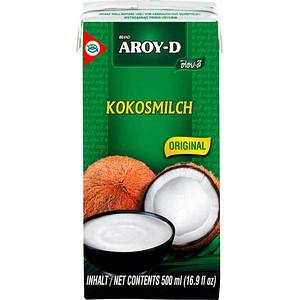 AROY-D Kokosnussmilch 500,0 ml
