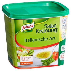 Knorr® Italienische Art Salatdressing 500,0 g