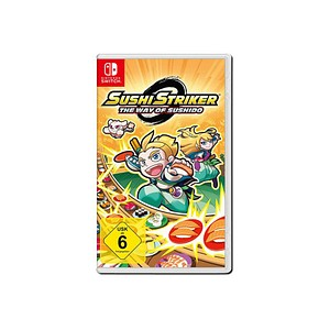 Sushi Striker The Way of Sushido für Nintendo Switch