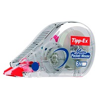Tipp-Ex Korrekturroller Mini Pocket Mouse 5,0 mm
