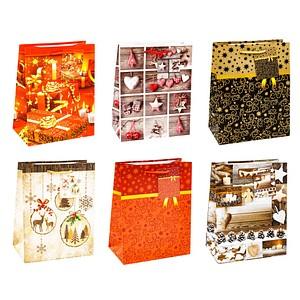 12 TSI Geschenktaschen Weihnachten SERIE 9 Motiv