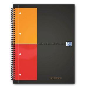 OXFORD Collegeblock Notebook DIN A4 kariert