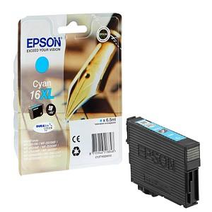 EPSON 16XL / T1632XL cyan Tintenpatrone