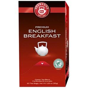 TEEKANNE PREMIUM ENGLISH BREAKFAST Tee 20 Teebeutel à 1,75 g