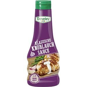 Develey Klassische Knoblauch Sauce Soße 250,0 ml