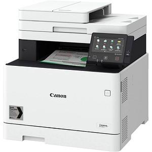 Canon i-SENSYS MF746Cx 4 in 1 Farblaser-Multifunktionsdrucker weiß