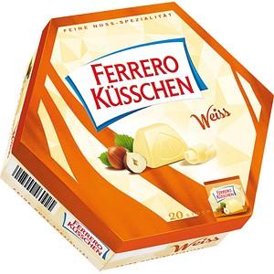FERRERO KÜSSCHEN Weiss Pralinen 20 St.