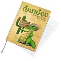 dundee Notizbuch A5 kariert