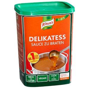 Knorr® DELIKATESS Sauce zu Braten Soße 1,0 kg