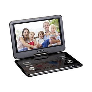Lenco DVP-1273 tragbarer DVD-Player