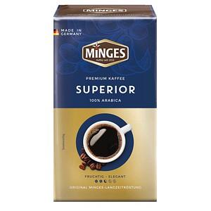 MINGES Superior Kaffee, gemahlen 500,0 g