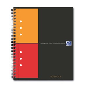 OXFORD Collegeblock Notebook DIN A5 kariert