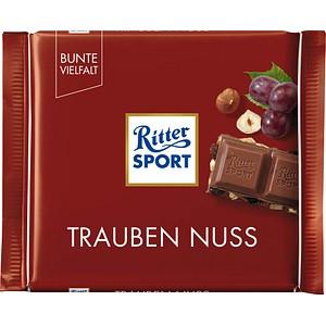 Ritter SPORT TRAUBEN NUSS Schokolade 100,0 g