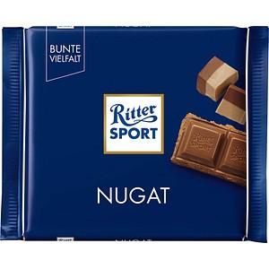 Ritter SPORT NUGAT Schokolade 100,0 g