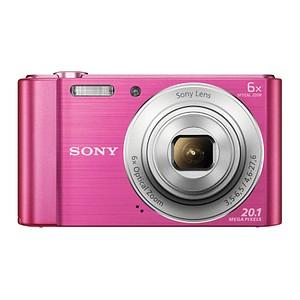 SONY DSC-W810 Digitalkamera pink 20,1 Mio. Pixel DSC-W810P