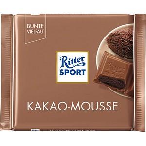 Ritter SPORT KAKAO-MOUSSE Schokolade 100,0 g
