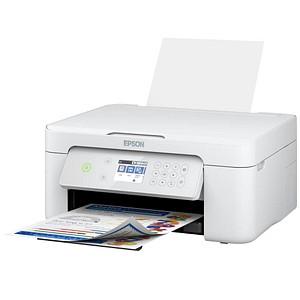 EPSON Expression Home XP-4105 3 in 1 Tintenstrahl-Multifunktionsdrucker wei szlig