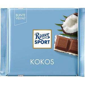 Ritter SPORT KOKOS Schokolade 100,0 g