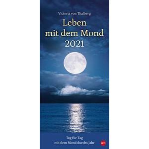 Heye Monats-Wandkalender Mondkalender 2021 23074/21