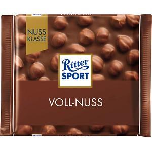 Ritter SPORT VOLL-NUSS Schokolade 100,0 g