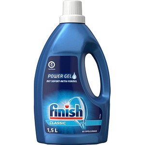 Calgonit finish CLASSIC POWER GEL Geschirrspülmittel 1,5 l