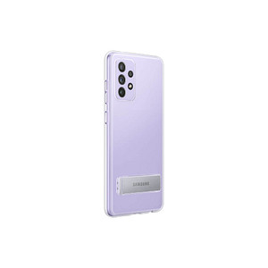 SAMSUNG Clear Standing Cover Handy-Cover transparent