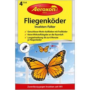 Aeroxon Fliegenfalle 4 St.