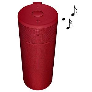 ultimate ears Megaboom 3 Sunset Red Bluetooth-Lautsprecher 984-001406