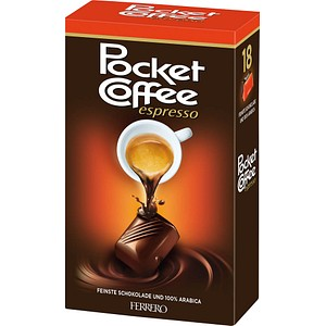 Pocket Coffee espresso Pralinen 18 St.