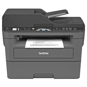 brother MFC-L2710DW 4 in 1 Laser-Multifunktionsdrucker grau