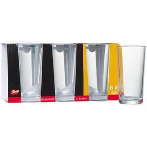 6 Ritzenhoff & Breker Gläser 4ALL