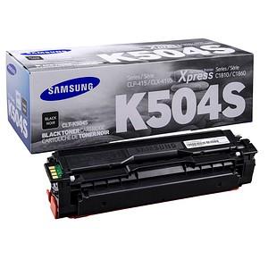 SAMSUNG CLT-K504S SU158A schwarz Toner