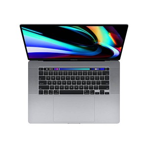 Apple MacBook Pro 2019 MVVL2D A 40,6 cm 16,0 Zoll , 16 GB RAM, 512 GB SSD, Intel reg Core 8482 i7-9th Gen.