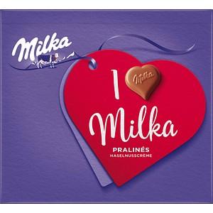 Milka I Love Milka Pralinen 110,0 g